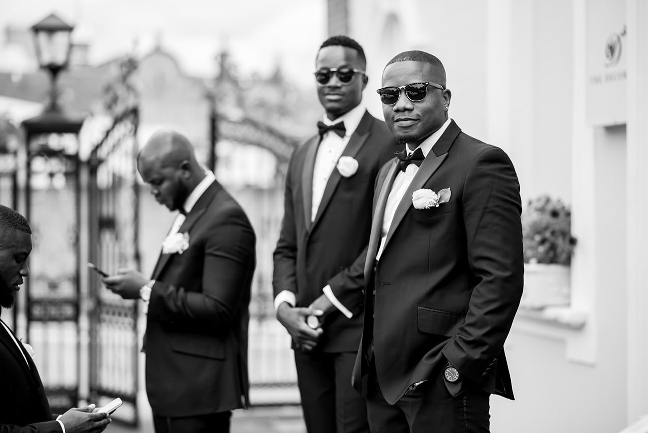 The decorium african wedding photography