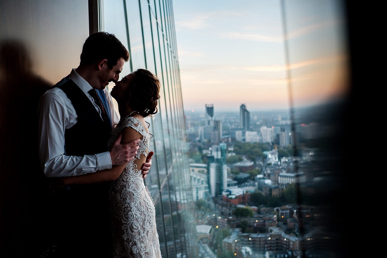 The shard wedding photographer