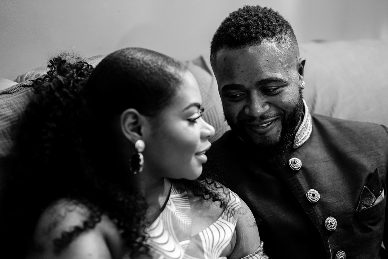 Traditional african wedding photography london