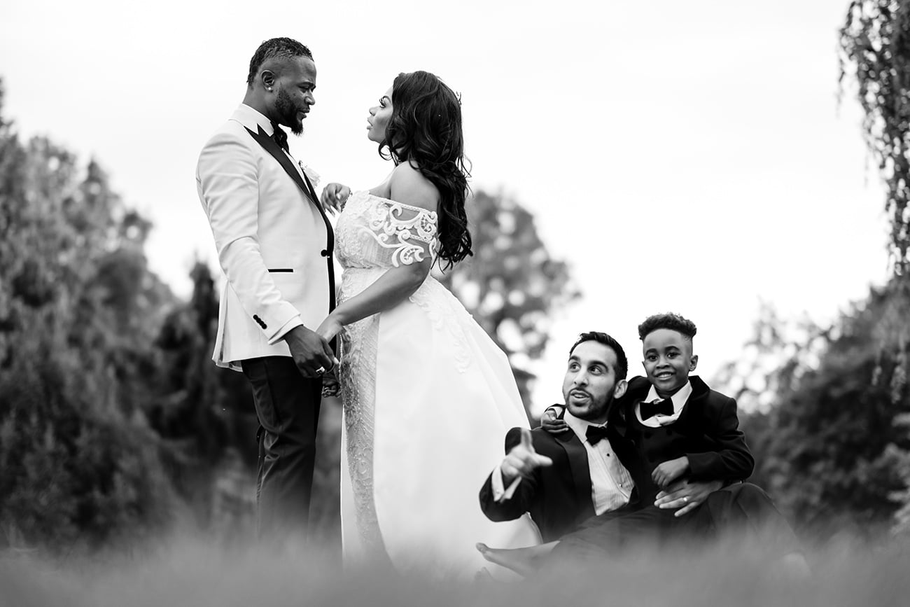 West lodge wedding photographer