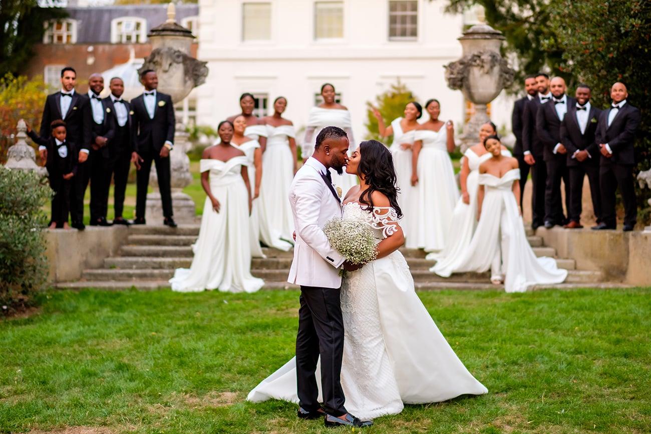 West lodge wedding