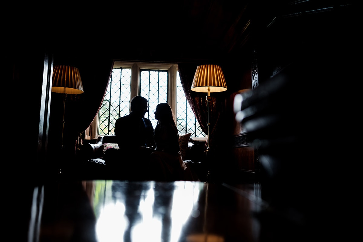 Engagement Photos at North Mymms Park