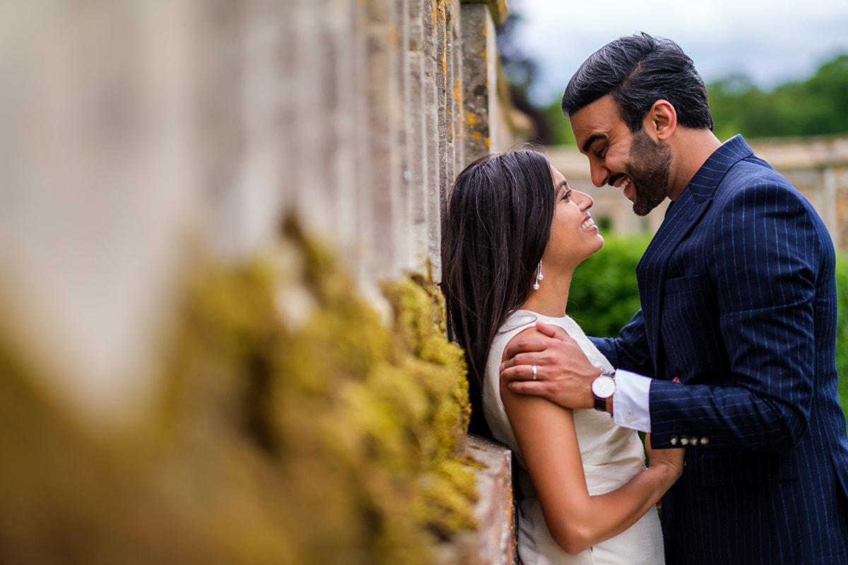 Asian Wedding Photos at North Mymms Park